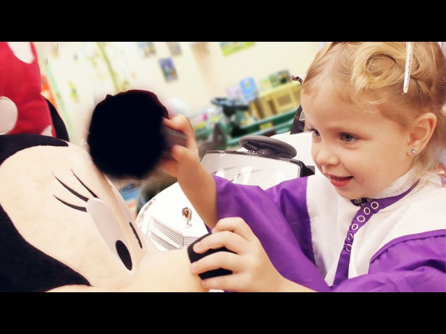Салон красоты для детей «Симпа»: экстремальные прически! Baby haircut style
