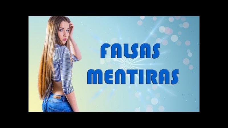 AGUS PADILLA    FALSAS MENTIRAS COVER OFICIAL DE OZUNA