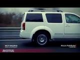 Тест-драйв Nissan Pathfinder 3.0D V6