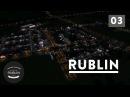 RUBLIN Застройка частного сектора Cities Skylines