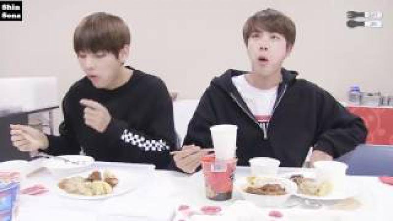 [BTS Funny Moments 11] Eat Bangtan
