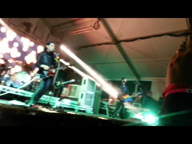 Placebo @ Escape Music Festival, NYC, 10/11/14