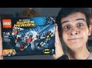 LEGO DC Харли Квинн и Дэдшот - НАБОР НА ОБЗОР 76053