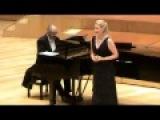 Anna Forsebo, Caballe Concert, Alcina, high F