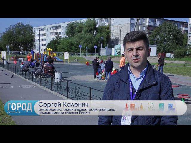 Новостройки в пос. Зои Космодемьянской (Калининград)