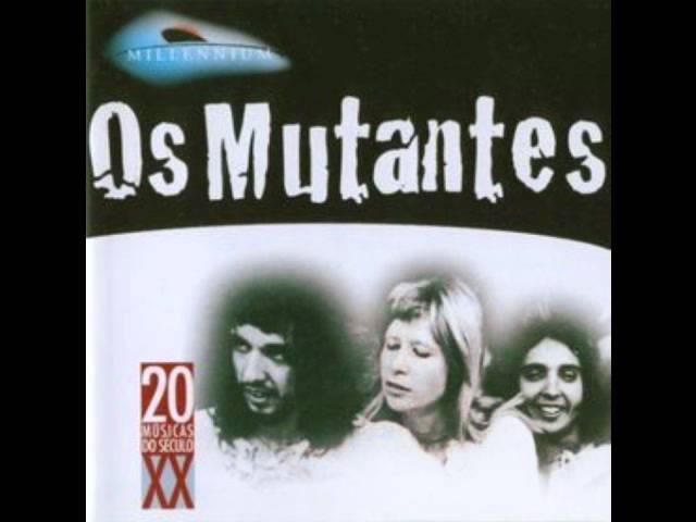 Os Mutantes - Não Vá Se Perder Por Aí