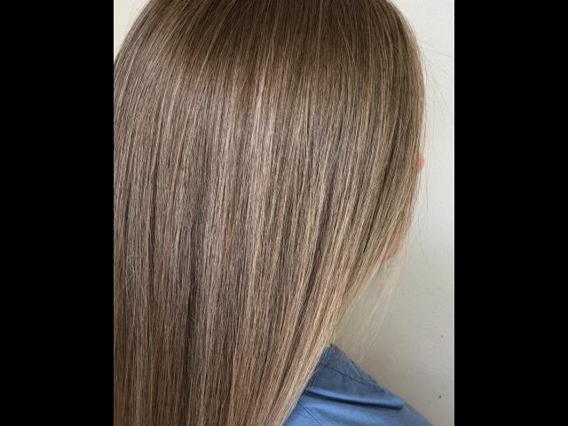 "Kolyshkin_Dima on Instagram: ""18NU ombre balayage shatush AirTouchOriginal sunlights blur blond framar pravana hairstyle haircolor huda..."