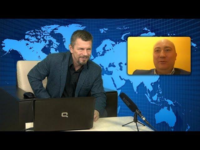 Максим Сытенков: Порошенко — автор и ответчик за военную карательную операцию п...