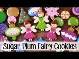 How To Make Sugar Plum Fairy Cookies