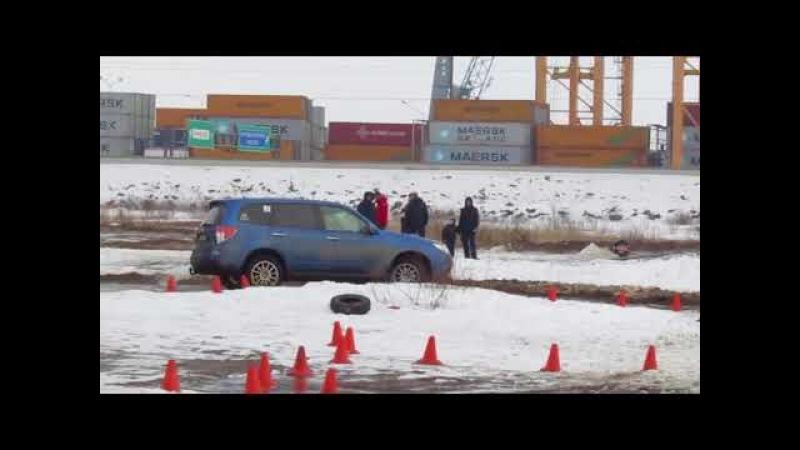 11.03.18 г. /JSR/ 6 заезд. Видеосъемка Михаила Жукова.