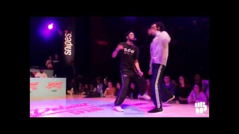 Juste Debout Spain 2018 Hip Hop Final