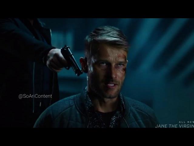 Arrow 6×12 The death of Vigilante/Vince  Dinah recalls her past