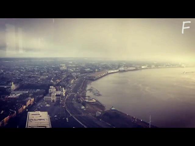 Облако - Рулон в Новом Орлеане, США 16.01.2017 | Cloud - Roll in New Orleans, USA