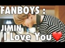 HOW BTS 방탄소년단 REACTS TO FANBOYS