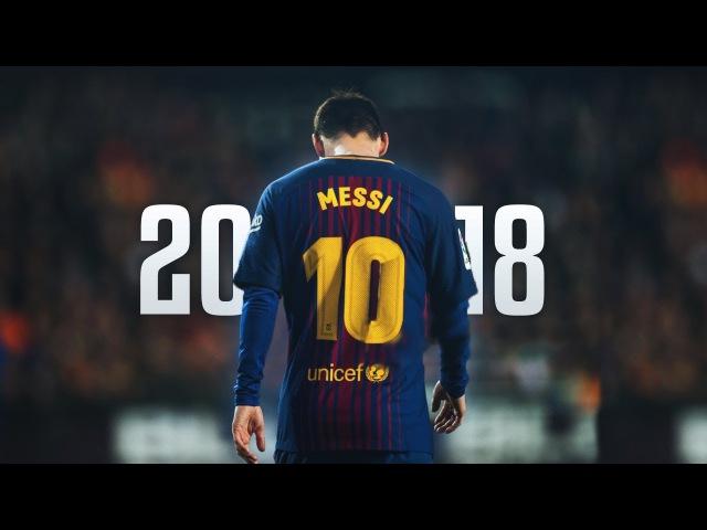 Lionel Messi - Dribbling Skills 2018 | HD