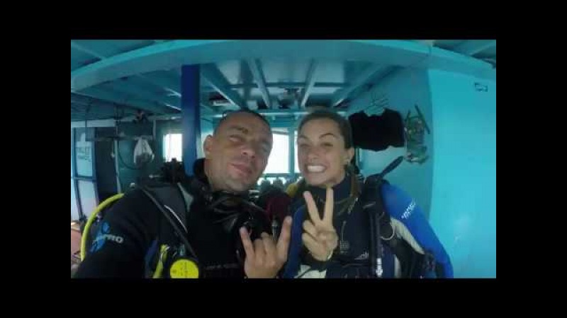 Thailand / Koh Tao Diving with Bekah on March'17 HD