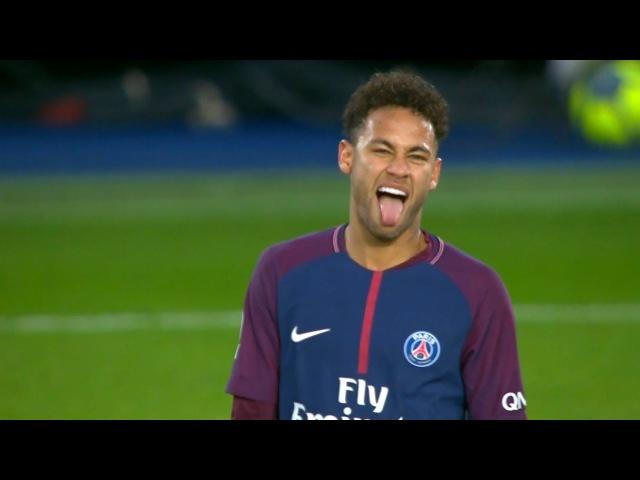 Neymar vs Strasbourg (Home) HD 1080i (17/02/2018) by MNcomps