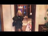 Галкин Максим Пугачева Алла Гарри и Лиза наряд для Орбакайте Instagram Live