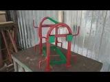 Очень нужная подставка для сварочного аппаратаReally need a stand for the welder..