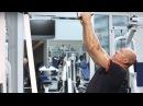 Тяга верхнего блока: тренируем мышцы спины | Школа фитнеса 1