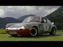 Come beccarsi una multa con una Porsche 911 da corsa in centro a Vienna - Davide Cironi (ENGBS)