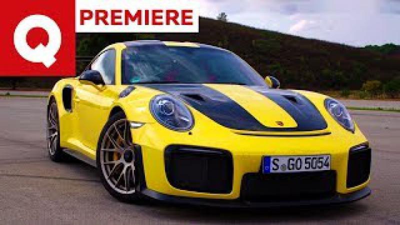 Porsche 911 GT2 RS: in pista sulla 911 più potente della storia   Quattroruote