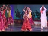 Indian group Champa ,Russia, Yoshkar Ola -  Holi Mix