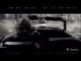 Karmann Ghia Crash Kill Bill with Uma Thurman
