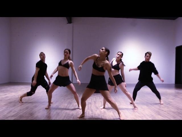 Erica Klein Choreography - Burn by Billie Eilish