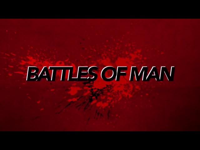 Battles Of Man Бои без правил! Ufs, M-1. Трейлер канала.