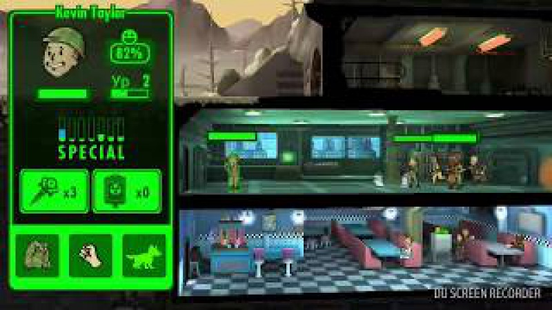 Fallout shelter 1 убежище №1