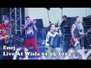 Enej Live At Wisła 01 05 2014
