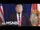 Existential Threat To Trump Presidency In New Mueller Indictment? | The Beat With Ari Melber | MSNBC