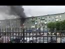 Женщину с двумя детьми спасли из горящего дома в Экибастузе