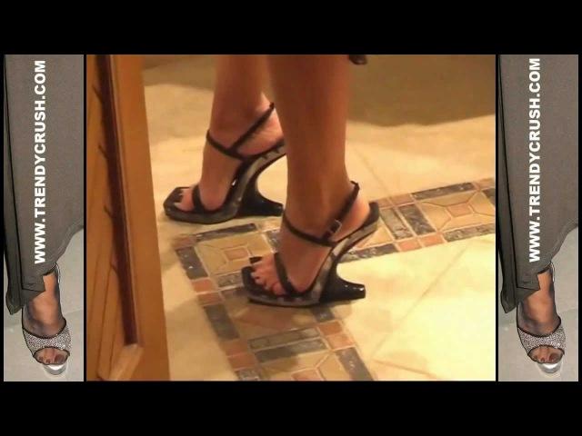 High Heels Sandals 020v T12 Enamel Bordeaux (1)