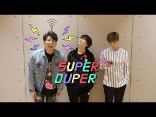 "SUPERJUNIOR_official on Instagram: ""- [STATION]슈퍼주니어 정규8집 리패키지 앨범'REPLAY' 선공개 곡'Super Duper'"