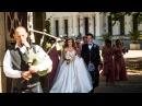 Шотландская свадьба во Франции Шерил и Крис Шато Шалей