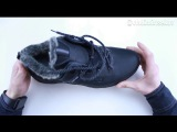 Видео-обзор зимних кросовок ECCO