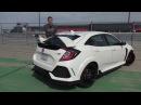 Honda Civic Type R 2017 года - не король горячих хэтчбеков