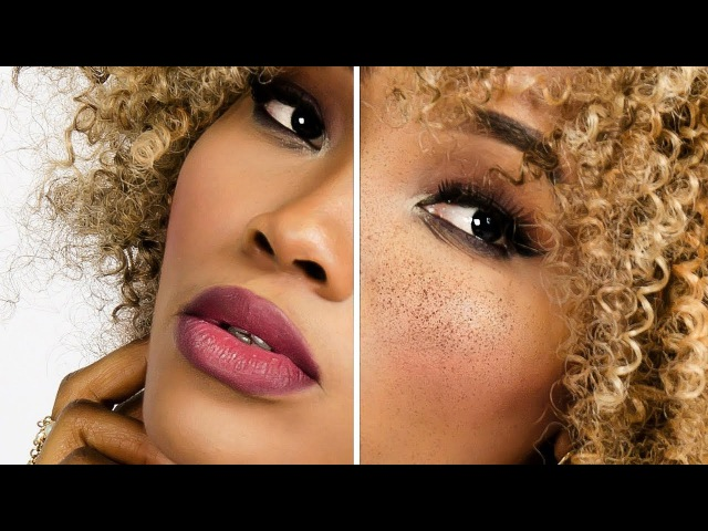 Create Realistic Freckles in Photoshop