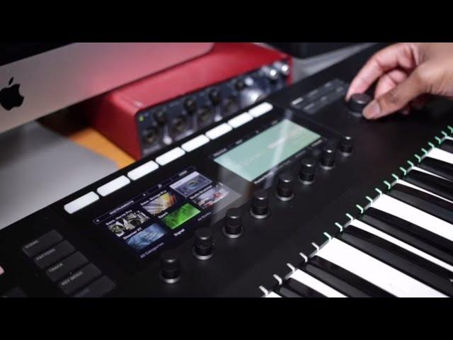 Making A Beat with Signal Komplete Kontrol MK2/Maschine MK3