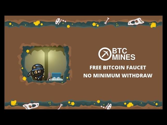 EARN UNLIMITED BITCOIN - NEW BITCOIN FAUCET - BTCMINES.CLUB
