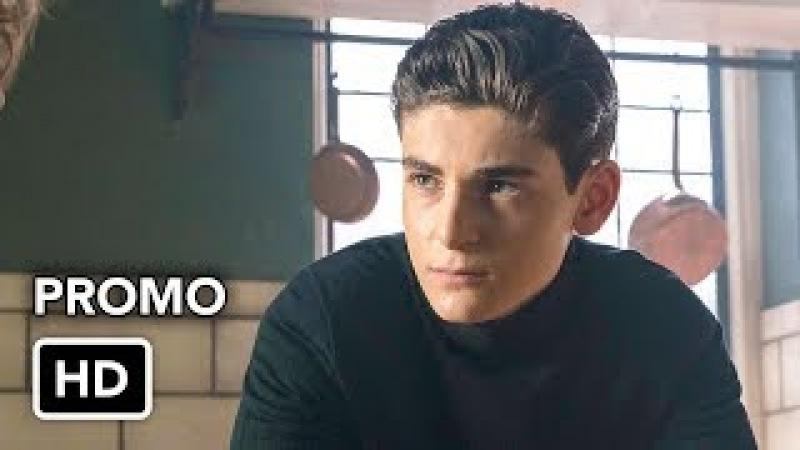 › 4х15   Промо к пятнадцатой серии четвертого сезон «Готэма»