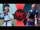 Taekwondo Qiunan Vs. Boxing Vaadvakass - Talent kids