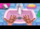 Crazy Clean Fun Kids Game - Kids Learn How To Wash Hands Brush Teeth - Bubble Party By TabTale