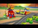Конструктор LEGO DUPLO 10508 Лего Большой поезд