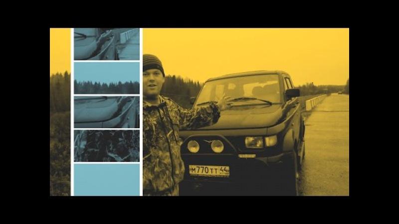 Обзор УАЗ 3162 Симбир.