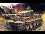 Тяжелый танк Tiger 131 Захват базы на Мурованке. World of Tanks.