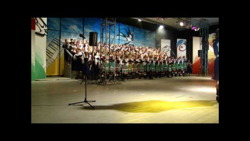 Koszalin Polonijne Lato 2012 Koncert Galowy