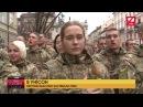 Львів'яни масово заспівали гімн
